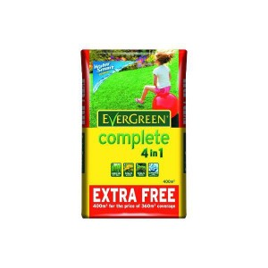 Evergreen Complete lawn treatment