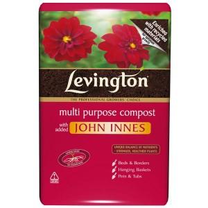 Levington Multi Purpose with added John Innes