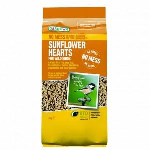 Sunflower Hearts 4kg