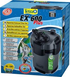 Tetratec EX600 External Aquarium Filter